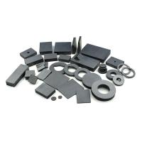 Customized Hard Barium Ceramic Ferrite Magnets Low Cost For Industrial Field Manufactures