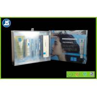 Embossing , UV Coating Printed Plastic Folding Cartons , Cosmetics Boxes Manufactures