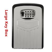 Large Key Lock Boxes for Household Use, Large Password Key Combination Lock Box Manufactures