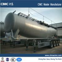 tri-axle 70tons Cement Semi Trailer for Malaysia Market Manufactures
