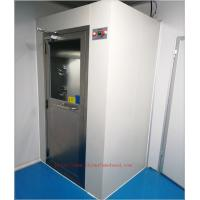 Profesional Clean Room Equipment Air Showers And Pass Thrus 1 Year Warranty Manufactures