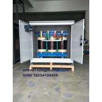 Copper Winding Three Phase Isolation Transformer 60kva 230v to 380v for Tower Crane Manufactures