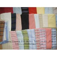sell yarn dyed shirting fabric Manufactures