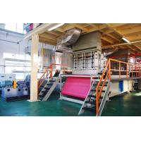 CE Certified Automatic PP Spun Non Woven Fabric Manufacturing Mmachine 3200SS Manufactures