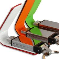 Leather USB Flash Disk , Write Protected Usb Flash Drive Manufactures