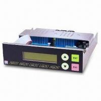 China 1-to-7/8 Premium SATA BD/DVD Duplicator Controller with 2 x 16 Blue LCD Screen on sale