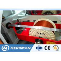 Heavy Duty Torsion Free Pair Cable Twisting Machine For CAT5 CAT6 CAT7 Fatigue Resistant Manufactures