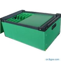 4mm 5mm 6mm Green Correx Box Collapsible Storage Boxes With Lids Manufactures