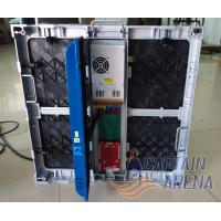 Ph5mm Die-Casting Aluminum led video wall 640mmx640mm,128X128dots HD rental led display Manufactures