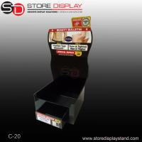 Plastic counter top display on the table Manufactures
