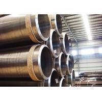 China Hollow Bar Seamless Alloy Steel Tube Mechanical Tubes Pipes Grade 4340 Astm A519 on sale