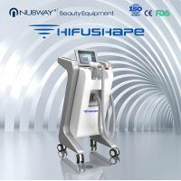 China CE approved hifu technology focused ultrasound fat removal machine for body fast slimming on sale