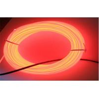 High Bright 220V EL Lighting Wire Cuttable Energy-saving For decoration Manufactures
