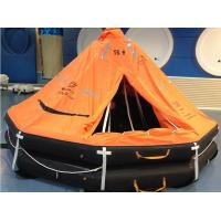 davit - launched inflatable life rafts with 25 man Manufactures