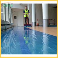 Buy cheap Hardwood Floor Protection Film Self - Adhesion Hard Surface Protection Film from wholesalers