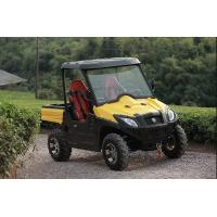 Water Cooling 650CC Gas Utility Vehicles Four Stroke With Gasoline Engine Manufactures