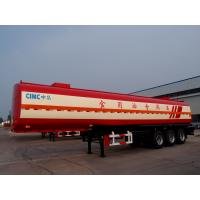 China diesel edible oil storage tank semi trailer for sale with durable body on sale