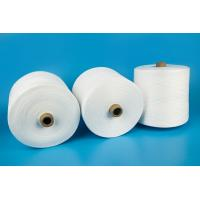 1KG 1.25KG 1.4175KG 40s/2 40s/3 Spun Polyester Yarn Roll For Sewing Thread On Plastic Cone Manufactures