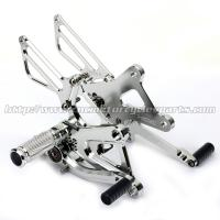 CNC Milling Motorcycle Rear Sets Honda Rearsets For Honda Cafe Racer Parts Manufactures