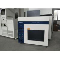 China Horizontal Burning Test Flammability Testing Equipment In Electrical Instruments Standard IEC60695 on sale