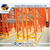 Customized Loading Capacity Heavy Duty Pallet Racking Steel Storage Racks Manufactures