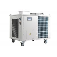 R410A Refrigerant Portable Mini Air Cooler Three Ducts Against Walls On 3 Sides Manufactures