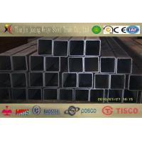 ASTM A53 ST52 Square Steel Tubes Hot Rolled With Steel Structure Manufactures