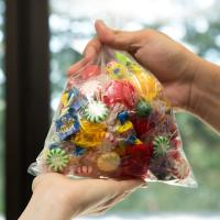 """Buy cheap 8"""" X 10"""" Commercial Food Bags Custom Printed Plastic For Candy Storage from wholesalers"""