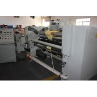 Quality central driven surface polyester tape mica tape jumbo roll winding slitting machine polyester tape mica tape jumbo roll for sale