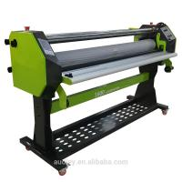 cheap 160cm wide format automatic roll hot cold laminator Manufactures