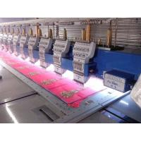Tai Sang embroidery machine fusion model 912 Manufactures