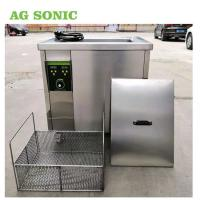 1.5KW 40Khz 60L Industrial Air Filter Cleaning Machine With Heating Element Manufactures