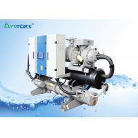 361 KW Hanbell Compressor Water Chiller Units Industrial Process Chiller Manufactures