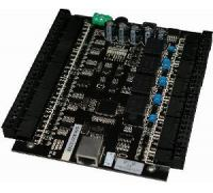 Four Doors Access Controller (E. Link-04) Manufactures