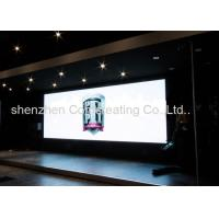 HD P 6 Giant Indoor Advertising LED Display Big LED Video Walls Manufactures