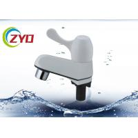 White Water Tap Faucet High Performance Anti Acid Plastic Material Manufactures
