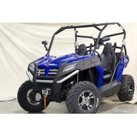 Liquid Cooled Gas Utility Vehicles 600cc 4 Valve With Single Cylinder  Efi Manufactures