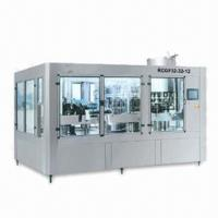 Little Bottle Juice Filling Machine with Fully Automatic Rinsing, More Compact in Structure Manufactures