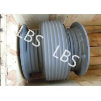 Highly Efficient Wire Rope Reel Durable For Crane And Lifting Equipment Manufactures