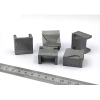 China High Accuracy Tungsten Carbide Blanks , Cemented Carbide Milling Inserts on sale
