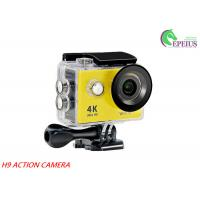 China H9 WiFi Waterproof 30M 1080P HD Action Camera 2.0 LCD OV4689 170Degree Sports DV on sale