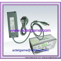 Xbox360 AC power adapter xbox360 game accessory Manufactures