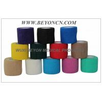 Cohesive Bandage FDA CE  Approved in Solid Color For Hospital And Vet Use Manufactures