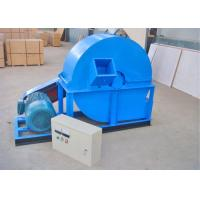 High Efficiency Wood Crusher Machine 1 Year Warranty For Sawdust Making for sale