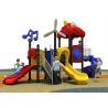 Toys Childrens Plastic Playground For Amusement Park / Kindergarten / Pre School for sale
