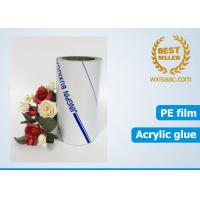 Black/white protective film guards stainless steel bright annealed finish against scratch marks Manufactures