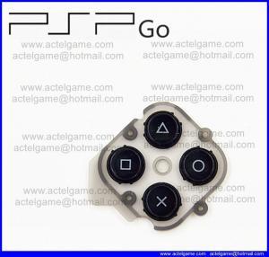 PSPGo D-Pad Rubber PSPGO repair parts Manufactures