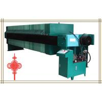 Automatic Pulling Plate Filter Press(Series 1500) Manufactures