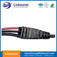 One Trailer Three SR Protection Injector Wiring Harness UL94 - V0 Plastic Wire Harness Assembly Manufactures