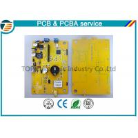 Single Sided PCB Assembly Services GPS Tracking For GPS Module Manufactures